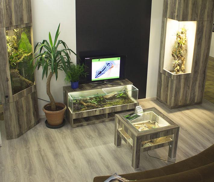 Habitat-Terrarien | Galerie
